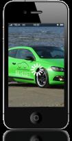 mobilanpassad hemsida